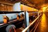 Paredes de chute modulares y cubiertas de faldón en empresas de servicios públicos de Orlando